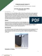 Perimeter Security Veil White Paper