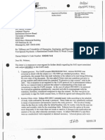 Olson letter to IRB