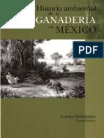 Historia Ambietal de Ganaderia en Mexico