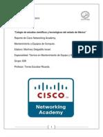Cisco Seminario Israel Mtz