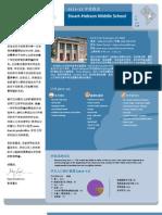 DCPS School Profile 2011-12 (Mandarin) - Stuart-Hobson