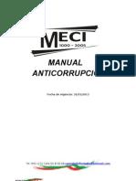 MANUAL ANTICORRUPCIÓN CONCEJO FREDONIA