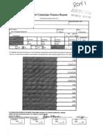 John Cranley's finance report