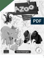YAZOO Activity Book