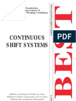 Continuos Shift Systems
