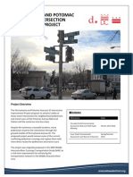 Pennsylvania and Potomac Avenues SE Intersection Improvement Project