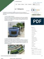 Acuaponia_ Acuicultura + Hidroponía _ Ecocosas