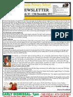 Burnside Newsletter