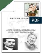 Psicologia Evolutiva II (Trabajo)