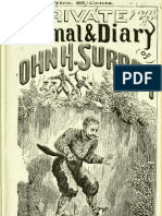 The private journal and diary of John H. Surratt, the conspirator