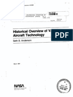 Historical Overview of v-STOL Aircraft Technology