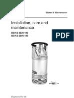 Manual de Mantenimiento BS2640.180
