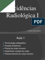 Curso Mova - Incidências Radiológica I (Aula 1 e 2)