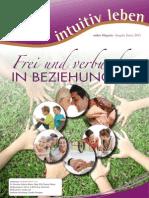 intuitivLEBEN Magazin | 2013_01 | Frei und verbunden in Beziehungen, Inneres Kind