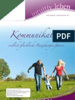 intuitivLEBEN Magazin | 2012_10 | Kommunikation, endlich glückliche Beziehungen führen