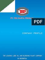 THP Company Profile