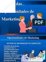 Análise das Oport de Marketing