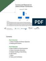 Modelica Stream-Connectors-Overview
