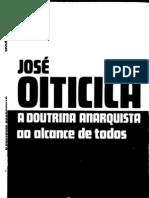 José Oiticica - A Doutrina Anarquista ao Alcance de Todos - (GACII)