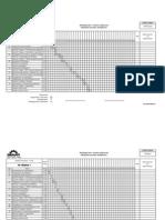 Avance Curricular Experto en Microsoft Office -2011