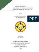 RANCANG BANGUN SISTEM ABSENSI DENGAN MIKROKONTROLER DAN RFID PADA PC BERBASIS GNULINUX OS