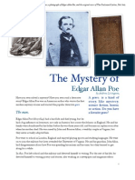 The Mystery of Edgar Allan Poe