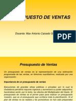 02. Presupuesto de Ventas