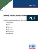 DNA Blood Handbook