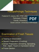 Histopathologic Techniques