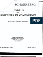 Schoenberg, Arnold - Models For Beginners In Composition.pdf