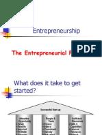 the entrepreneil process