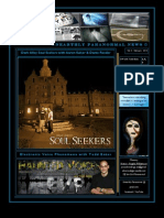 Unearthly Paranormal February Newsletter 2013