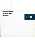 The Measure of Man and Woman