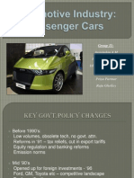 Automotive Sectior
