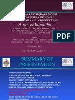 The Global Earthquake Model (GEM) Caribbean Regional Programme-An Introduction