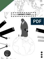 State of Corporate Power 2012 - Infografía sobre el estado del poder corporativo global
