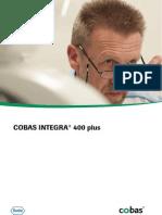 Integra 400 brochure