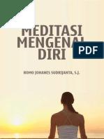 Meditasi Mengenal Diri - Romo Johanes Sudrijanta, S.J.