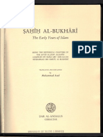 Sahih Al-Bukhari the Early Years of Islam 1