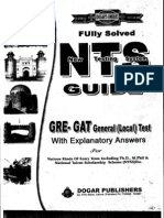 NTS general guide book