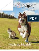 Bow & Wow Times Issue # 14 Holistic Health