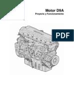 Volvo D9A Proyeto y Funcionamento