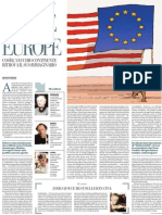 Così il vecchio continente ritrova il suo immaginario, di Nicola Lagioia - La Repubblica 01.02.2013