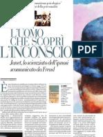 Pierre Janet, l'uomo che scoprì l'inconscio - La Repubblica 01.02.2013
