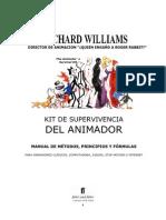 The Animator's Survival Kit Richard Williams Español