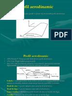 Aero Si Hidro - Profil Aerodinamic