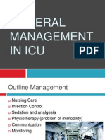 General Management in ICU