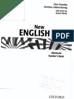 Nef Advanced Teacher S Book