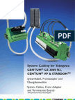 Documentation System Cabling for CENTUM VP- CENTUM CS 3000 R3 and STARDOM