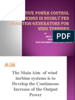 Ppt on Wind Turbine